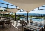 Hôtel 5 étoiles Marseille - Coquillade Village-4