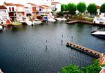 Location vacances Empuriabrava - Apartamento con bonitas vistas al canal ref 337-1
