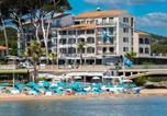 Hôtel 4 étoiles Rayol-Canadel-sur-Mer - Hotel Saint-Aygulf-1