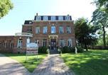 Hôtel Cuincy - Logis Manoir de Fourcy