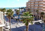 Location vacances Canet-en-Roussillon - Appartement Terrasse vue Mer-3