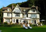 Hôtel 4 étoiles Trouville-sur-Mer - Le Manoir des Impressionnistes & Spa-1
