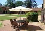 Location vacances  Loire - House Gite 8 personnes Chateau d'Ailly.-2