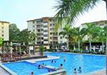 Location vacances  Costa Rica - Jaco Costa Linda Condo-1