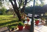 Location vacances Contes - Studio Cimiez jadin et Jaccuzzi-1