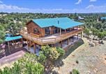 Location vacances Holbrook - Overgaard Cabin with Pool Table and Incredible View!-4