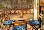 Location vacances  Valladolid - House with 3 bedrooms in Alaejos with enclosed garden and Wifi-2