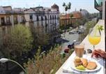 Hôtel Andalousie - Samay Hostel Sevilla-2