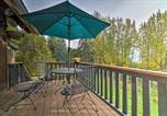 Location vacances Kenai - Heavenly Homer Log Cabin with Ocean and Mtn Views!-3