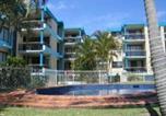 Location vacances Alexandra Headland - Surf Chalet Apartments-2