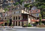 Hôtel Gourdon - Auberge des Platanes-1