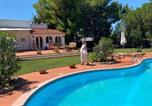 Location vacances  Province de Foggia - Villa Vittoria-1