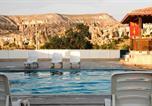 Hôtel Parc national de Göreme et sites rupestres de Cappadoce - Ciner Hotel