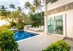 Location vacances Ko Lanta Yai - Exclusive Beachfront Villa-3