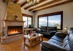 Location vacances El Gastor - El Gastor Villa Sleeps 6 Pool Air Con Wifi-2