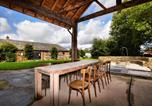 Location vacances Érezée - Nicely renovated home with large recreation room, saunas and jacuzzi-4