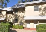 Location vacances Pokolbin - Executive 1 bedroom Spa Villa located within Cypress Lakes Resort-4