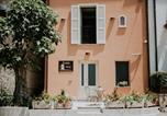 Location vacances Gallinaro - Il Casale Bedrooms-2