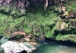 Location vacances Barumini - New!La Peonia,casa in montagna, prato verde panorama stupendo-Sardegna-4