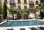 Hôtel 4 étoiles Auribeau-sur-Siagne - Golden Tulip Cannes Hotel de Paris-3