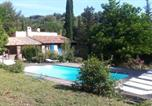 Location vacances Evenos - Baraveou home in nature-1