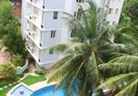 Location vacances Calangute - Goa Clarks 4bhk-1