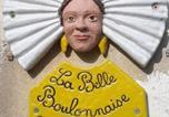Hôtel La Capelle-lès-Boulogne - La Belle Boulonnaise-2