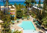 Hôtel Saint-Francois - Canella Beach Hotel-1