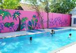 Hôtel Cambodge - Kafu Hostel & Pool-3