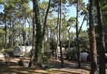 Camping avec Piscine couverte / chauffée Le Pouliguen - Camping Le Bois d'Amour-3