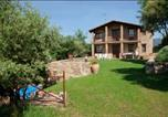 Location vacances Capolat - Villa in Sant Sebastia de Montmajor Sleeps 10 includes Swimming pool-2