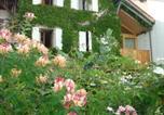Hôtel Prévessin-Moëns - Wonderlandscape Guest House-1