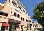 Hôtel Olbia - Colonna Palace Hotel Mediterraneo-1