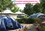 Camping avec Piscine couverte / chauffée Bretignolles-sur-Mer - Camping L'Orée de l'Océan-2