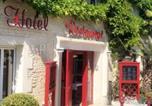 Hôtel Troarn - La Glycine-1