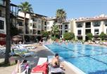 Location vacances Marmaris - Club Turquoise Apart-1