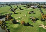 Hôtel 4 étoiles La Souterraine - Hôtel Les Dryades Golf & Spa-1