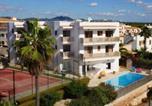 Hôtel Ses Salines - Cala Figuera Apartments Mar y Sol-3