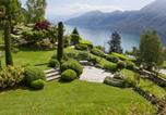 Location vacances Pigra - Argegno Villa Sleeps 13 Pool Wifi-2