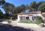 Camping 4 étoiles Villes-sur-Auzon - Yelloh! Village - Avignon Parc-1