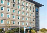 Hôtel Val-d'Oise - Ibis budget Roissy Cdg Paris Nord 2-1