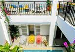 Hôtel Ríohacha - Bona Vida Hostel La Quinta-3