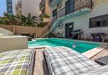 Location vacances Mellieħa - Unique Triplex Maisonette with Pool-2