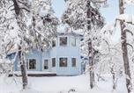 Location vacances Inari - Holiday Home Vuonelo-1
