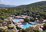 Camping avec Piscine Saint-Tropez - Camping Parc Saint James Gassin - Parc Montana-1