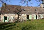 Location vacances Limousin - Holiday home Madelbos Le Chastang-2