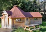 Camping avec Hébergements insolites Les Ollières-sur-Eyrieux - Camping le Viaduc-4