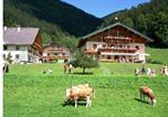Location vacances Ebenau - Schmiedbauernhof Appartement & Ferienwohnung-1