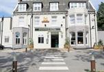 Hôtel Hartlepool - Highfield Hotel-1