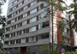 Location vacances Lahti - One-bedroom apartment for three with great views to the lake Vesijärvi. (Id 2431)-1